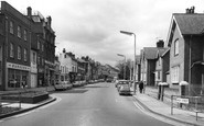 Aldershot, High Street c1965