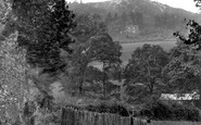 Aldershot, Hungry Hill From Ayling Lane 1923