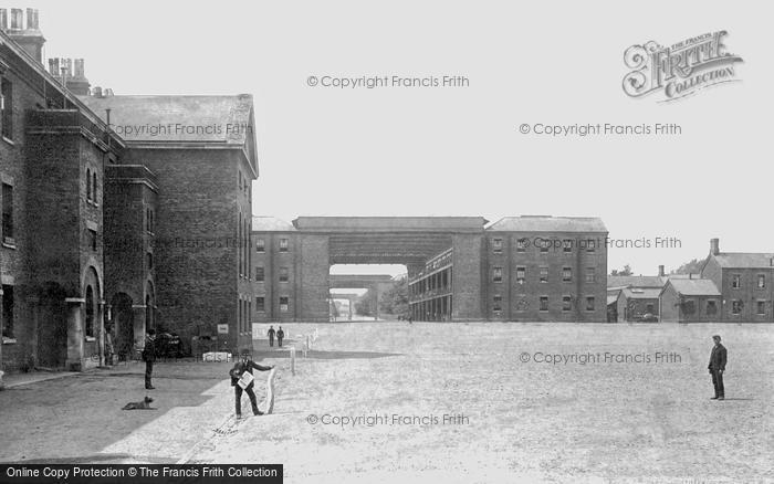 Aldershot, Infantry Barracks 1891