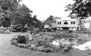 Aldershot, Manor Park c1955