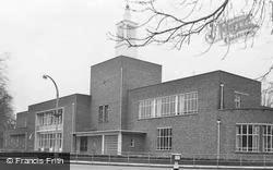 Naafi Club c.1955, Aldershot