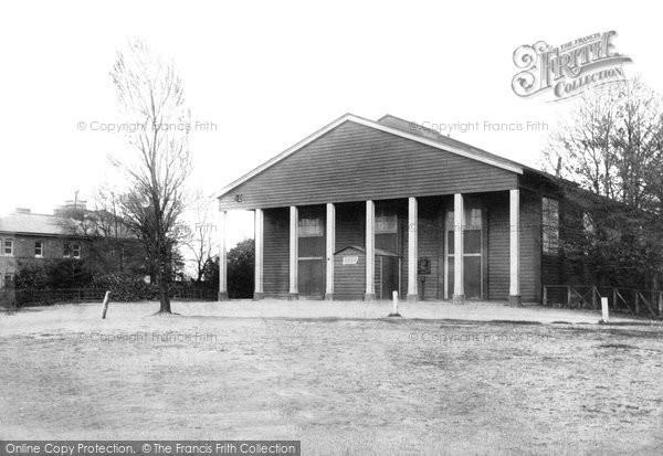 Aldershot, North Camp Garrison Church 1905