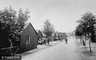 Aldershot, 'O' Lines 1892