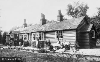 Aldershot, Officer Commanding's Residence 1892