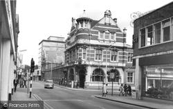 Aldershot, Post Office c.1965
