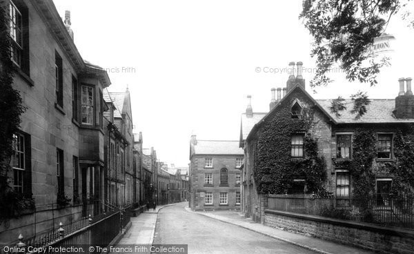 Photo of Aldershot, Queen's Avenue 1898