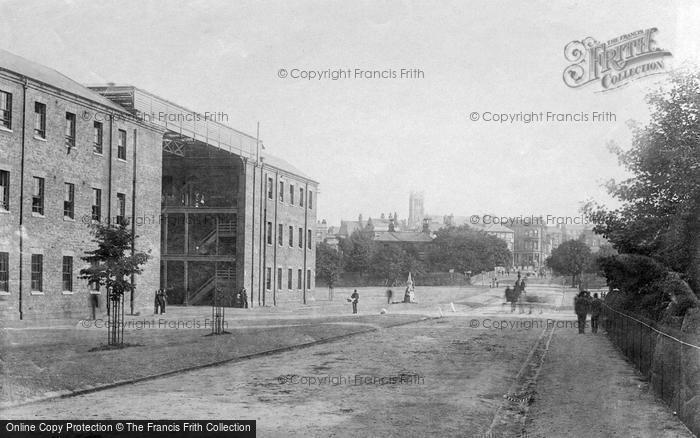 Aldershot, Talavera Barracks 1891