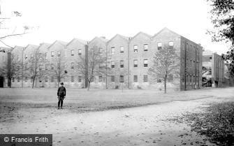 Aldershot, Talavera Barracks 1918