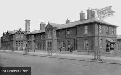 Aldershot, The Command Fire Station 1896