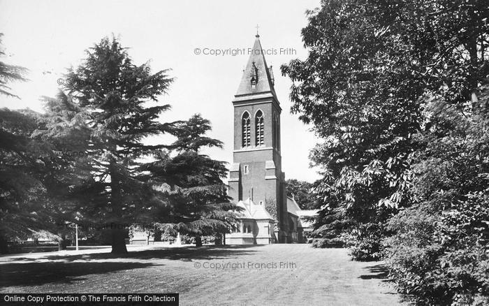 Photo of Aldershot, The Royal Garrison Church Of All Saints 1938