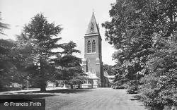 Aldershot, The Royal Garrison Church Of All Saints 1938