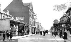 Aldershot, Victoria Road 1918