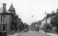 Aldershot, Victoria Road c1955