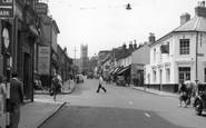 Aldershot, Victoria Road c.1955