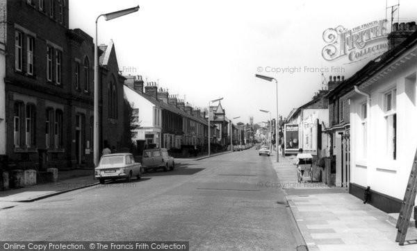 Photo of Aldershot, Victoria Road c1965