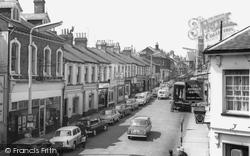 Aldershot, Victoria Road c.1965