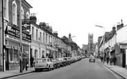 Aldershot, Victoria Road c1965