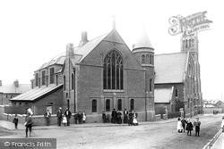 Aldershot, Wesley Hall 1897