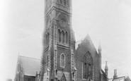 Aldershot, Wesleyan Chapel 1897