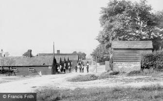 Aldershot, 'Z' Line Huts 1891