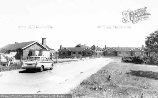 Photo of Alderton, Mill Hoo c.1965