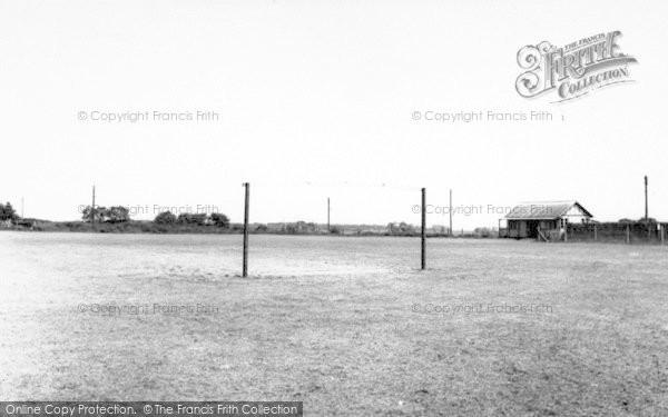 Photo of Alderton, Recreation Ground c.1965