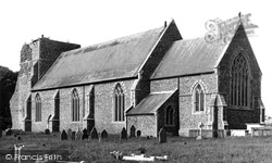 Alderton, St Andrew's Church c.1955