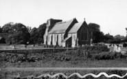 Alderton, The Church c.1955