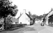 Alderton, The Street c.1950