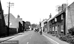 Alderton, The Street c.1955