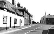 Alderton, The Street c.1955