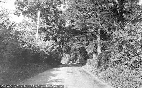 Photo of Alderton, Woodbridge Road c.1955