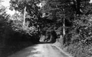 Alderton, Woodbridge Road c.1955