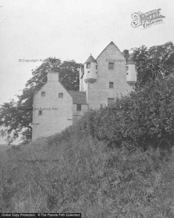 Photo of Aldie Castle, 1953