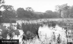 Aldsworth, The Lake c.1955