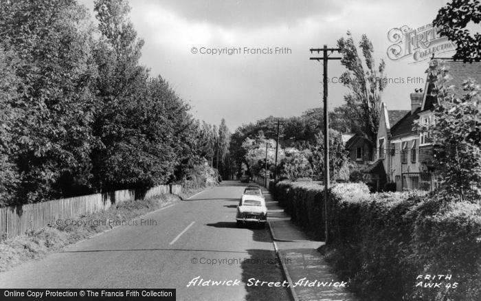 Photo of Aldwick, Aldwick Street c.1960