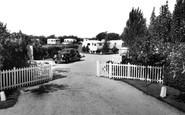 Aldwick, Pinehurst Holiday Caravan Park c1960
