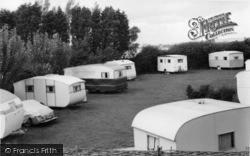 Aldwick, Pinehurst Holiday Caravan Park c.1960