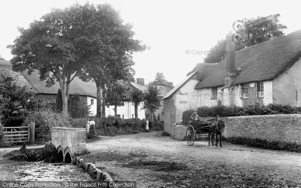 Alfington, Village 1906