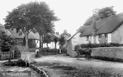 Alfington, Village 1906