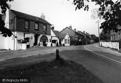 Alfold, The Crown Inn c.1955