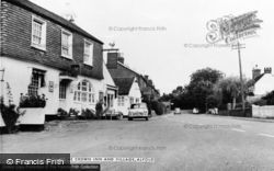 Alfold, The Crown Inn c.1960