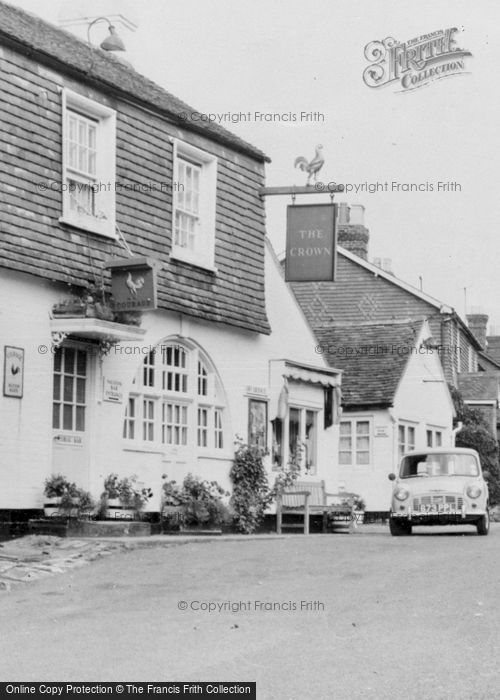 Photo of Alfold, The Crown Inn c.1960