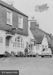 Alfold, The Crown Inn c.1960