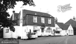 Alfold, The Crown Inn c.1965
