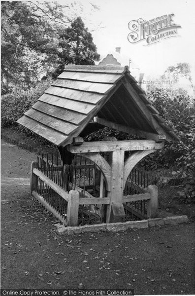 Photo of Alfold, The Old Stocks c.1950
