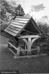 Alfold, The Old Stocks c.1950