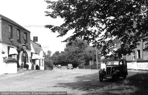 Photo of Alfold, The Village c.1955