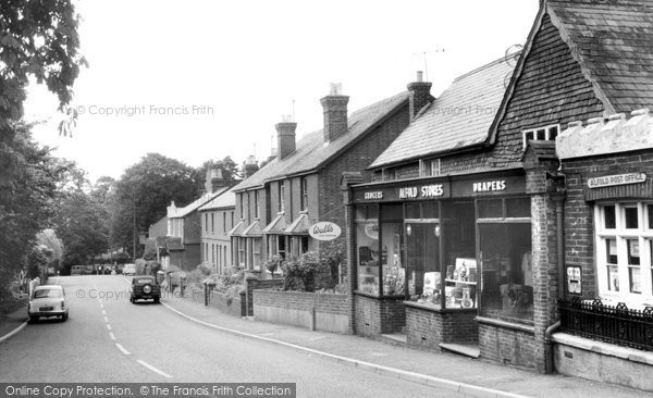 Photo of Alfold, The Village c.1965