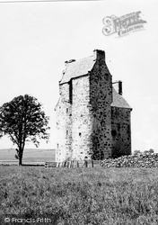 Alford, Balfuig Castle 1949